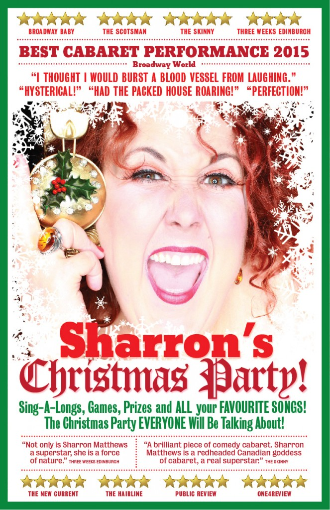XMAS PARTY POSTER 2016