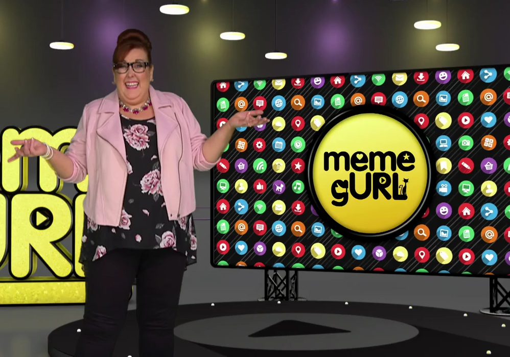BOTH EPISODES of MEME gURL NOW ON SLICE TV WEBSITE and all about ASKING!