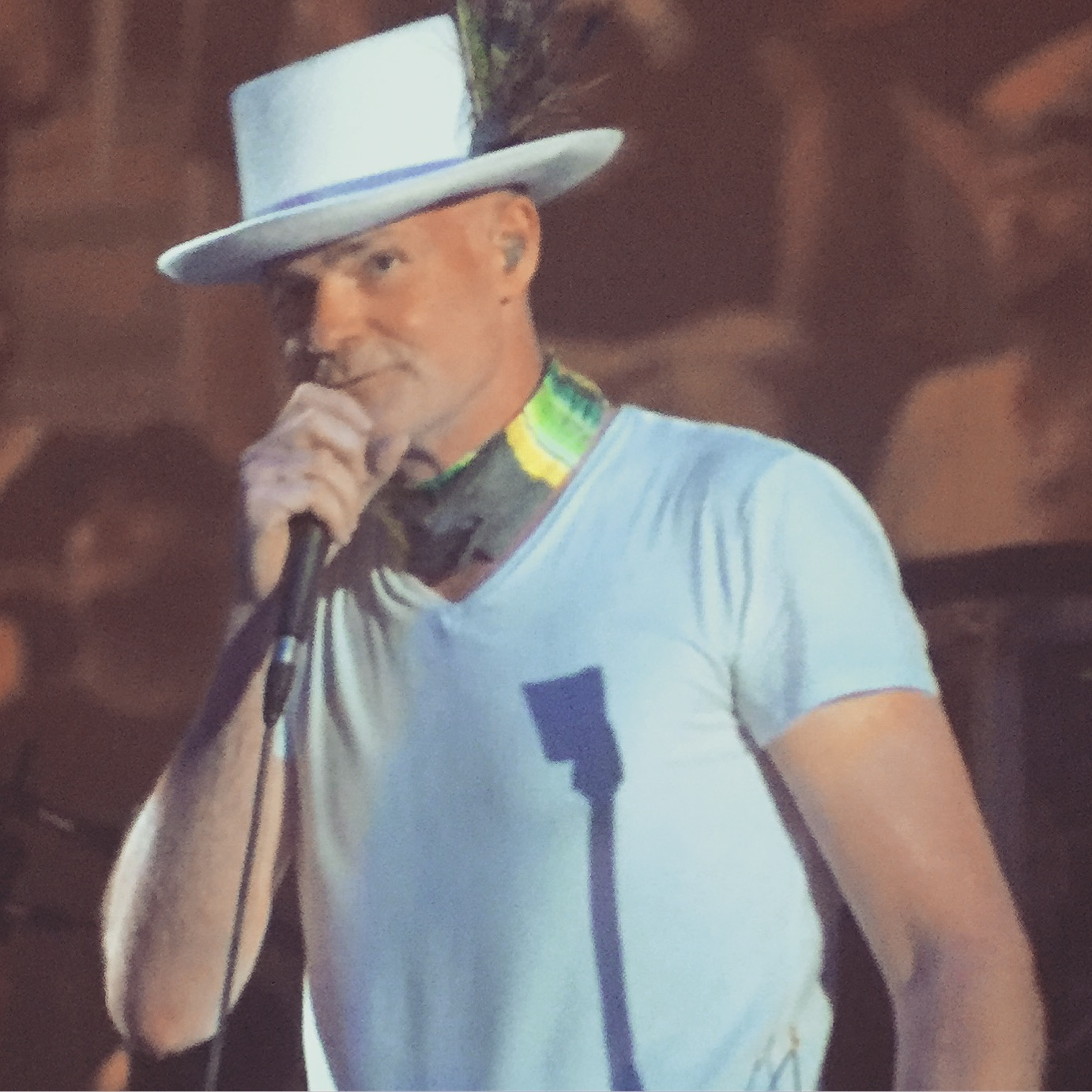 """Thanks for Listening. Have a nice life."" – Gord Downie"
